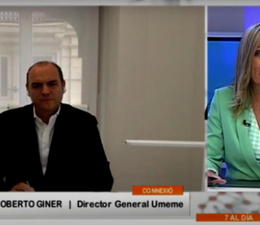 """Roberto Giner (UMEME ENERGÍA): """"En los próximos años habrá un cambio radical hacia un modelo energético diferente"""""""