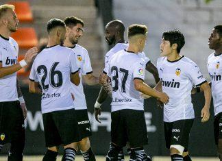 pretemporada del Valencia CF