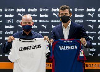 Valencia CF y Levante UD