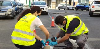El análisis de las aguas residuales de Valencia se lleva a Lanzarote para controlar la pandemia en la isla