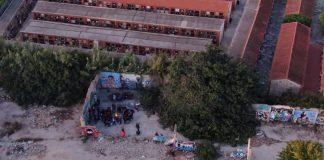 Desalojan a 50 personas de un botellón clandestino en Benimaclet