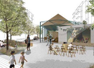 Así será el nuevo mercado de alimentación ecológica de Valencia