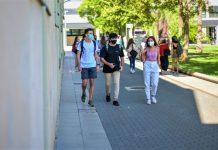Las universidades púbicas valencianas cierran sus puertas