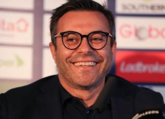 Andrea Radrizzani, dueño del Leeds United