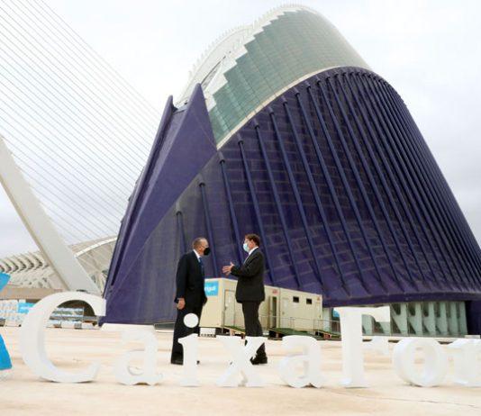 centro cultural CaixaForum Valencia