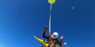 María José Catalá se ha tirado en paracaídas