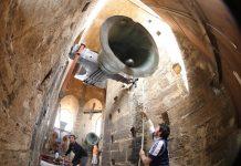 campaneros de la Catedral toque de queda