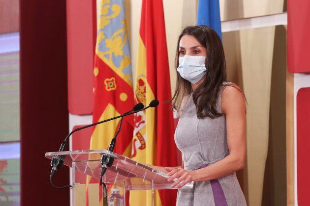 FOTOGALERÍA   Así ha sido la visita de la Reina Letizia en Valencia