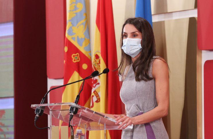 FOTOGALERÍA | Así ha sido la visita de la Reina Letizia en Valencia