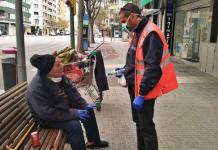 100 personas pasarán las Navidades en albergues de Valencia