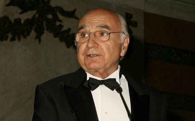 El poeta valenciano Francisco Brines gana el Premio Cervantes 2020