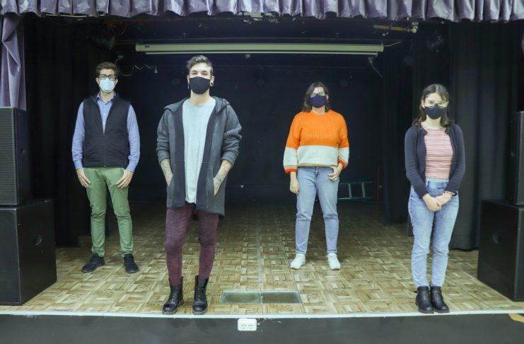 Premian a cinco estudiantes de Alicante por un cortometraje de terror