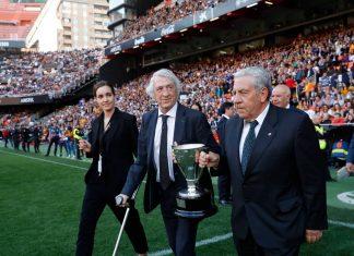 Fallece Juan Cruz Sol, toda una leyenda del Valencia CF