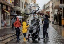 Alerta roja en Valencia por riesgo extremo del temporal