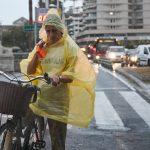 """Alertan de lluvias """"localmente fuertes"""" para el puente del Pilar"""