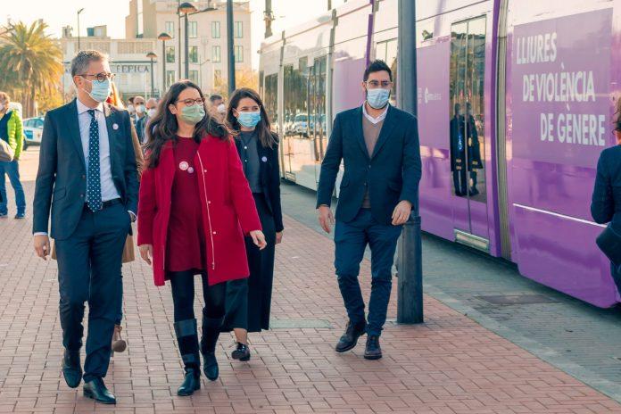 25N | El transporte público será gratuito para las víctimas de violencia de género y sus hijos