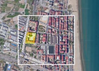 Valencia tendrá una nueva plaza con espacios verdes y zonas de esparcimiento