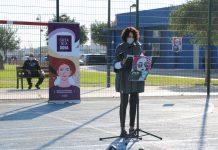 """Quart de Poblet reivindica el fin de la violencia de género bajo el grito """"vivas y libres"""""""