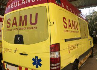 El choque entre coche y un autobús deja tres mujeres heridas en Valencia