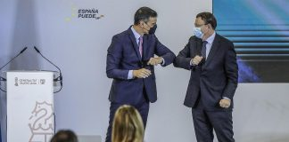 DIRECTO   Pedro Sánchez visita Valencia para presentar el Plan de Recuperación de España