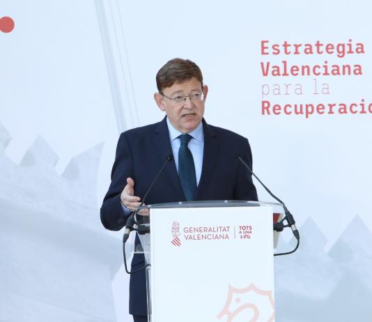 Los 14 grandes proyectos que tratarán de reactivar la economía valenciana
