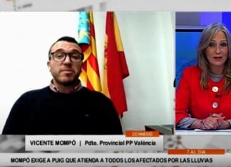 """Vicente Mompó: """"Los buenos resultados que nos vendían era por la escasez de pruebas"""""""