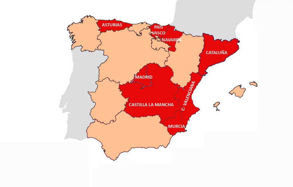 La prórroga del cierre perimetral de la Comunitat Valenciana entra en vigor