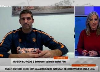 """Rubén Burgos: """"El equipo femenino está preparado para luchar"""""""