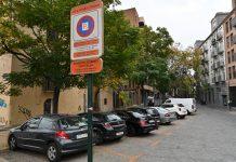 El centro histórico de Valencia será zona verde: aparcamiento exclusivo para residentes