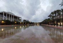 Nuevo giro del tiempo en Valencia: nubes, lluvias y bajada de temperaturas