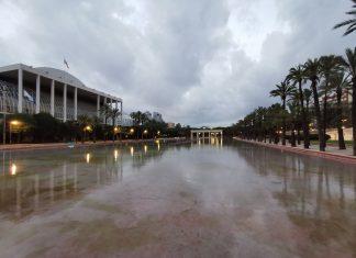 Vuelven las fuertes lluvias, el granizo y las tormentas a la Comunitat Valenciana