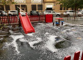 lluvias récord