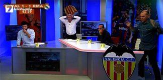 Cuatro goles al Real Madrid