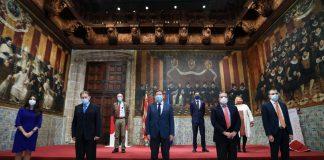 galardonados con los premios Jaume I