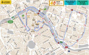 La maratón de Valencia se celebra este domingo con 300 participantes de élite de todo el mundo