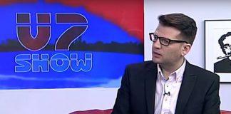 El presentador valenciano Quique Peña entra en la Academia de la Televisión Española