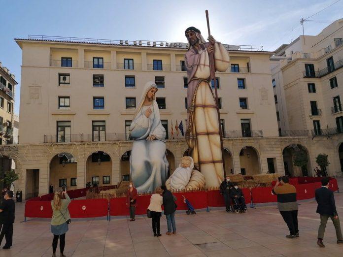 Un belén valenciano se convierte en el más grande del mundo
