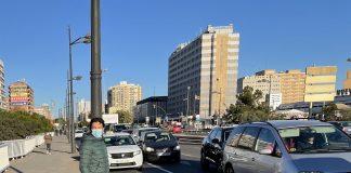 Así son los 'cojines berlineses', el último invento de Grezzi para ralentizar el tráfico
