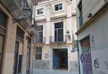 Detectan un brote de coronavirus en una residencia del centro de Valencia