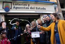 Lluvia de millones en Gandía con el segundo premio de la Lotería de Navidad