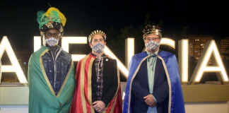 Valencia elige a los Reyes Magos de esta Navidad