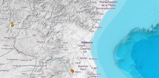Un terremoto agita el sur de Valencia: todas las localidades donde se ha sentido
