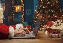 Papá Noel recorrerá las casas de Valencia para recoger cartas y repartir regalos