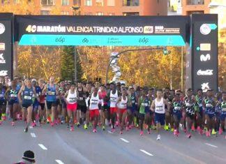 Maratón a 7 grados
