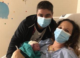 primera bebé del año