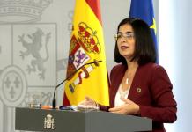 Carolina Darias sustituye a Salvador Illa como nueva ministra de Sanidad