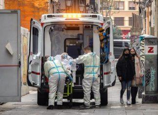 """La Comunitat Valenciana en """"riesgo extremo"""" por el disparo de muertes y contagios"""