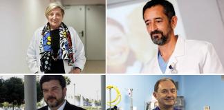 Cuatro médicos valencianos en la lista Forbes de los 100 mejores de España