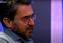 """Màxim Huerta desvela como vivió su dimisión como ministro: """"Hui, escapé y me protegí"""""""