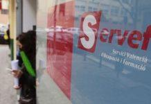 Desciende el paro en la Comunidad Valenciana, pero crece el desempleo juvenil